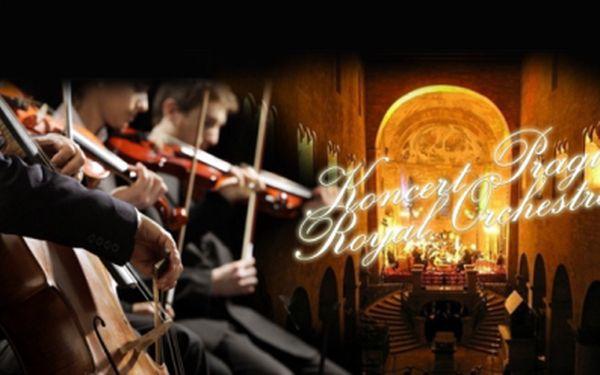 Nezapomenutelný hudební zážitek jen za 299 Kč! Mimořádný koncert Prague Royal Orchestra v bazilice sv. Jiří na Pražském hradě! Klasika v podání Mozart, Vivaldi, Pachelbel! Prožijte krásný večer v nejstarší dochované sakrální stavbě!