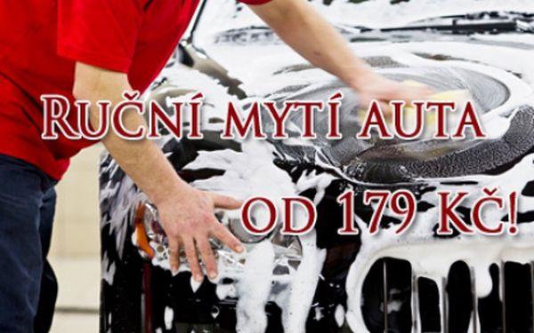Profesionální RUČNÍ MYTÍ AUTA: 4 kompletní čisticí programy dle výběru už od 179 Kč! Nechte si své auto dokonale vyčistit od odborníků kvalitní autokosmetikou Kärcher a Sonax v automyčce Petr Lodin na Praze 4.