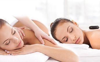 3 RŮZNÉ MASÁŽE, každá jen za 199 Kč/Praha 2! Vyberte ze tří 50minutových uvolňujících procedur, které zregenerují tělo i mysl! Zvolit můžete rekondiční masáž, aroma olejovou masáž DE LUXE, nebo masáž horkými lávovými kameny!