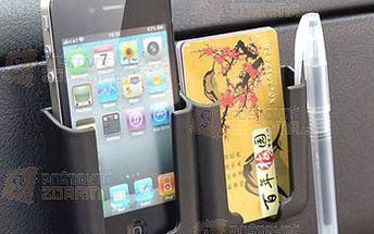 Držák do auta na bloček a telefon a poštovné ZDARMA! - 26713307