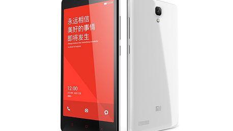 Xiaomi Redmi Note, bílá