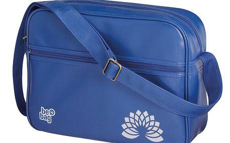 Taška přes rameno be.bag Sports - modrá