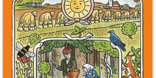 Josef Lada Léto, kalendář 2015, 48 x 46 cm