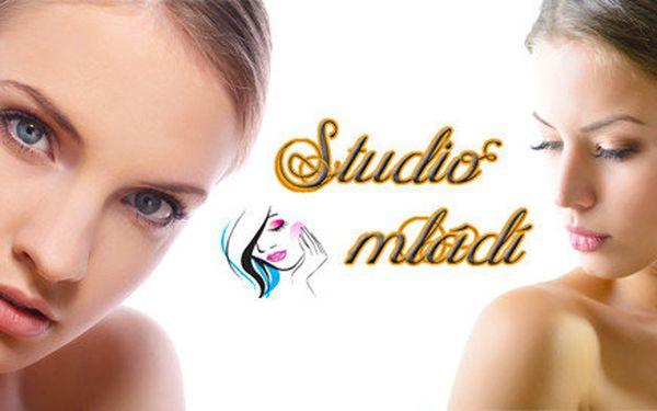 100minutové luxusní kosmetické ošetření pleti + zdarma masáž obličeje, krku a dekoltu