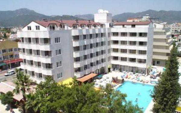Turecko, oblast Marmaris, letecky, all Inclusive, ubytování v 3* hotelu na 8 dní