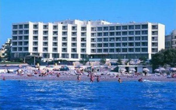 Řecko, oblast Rhodos, letecky, polopenze, ubytování v 4* hotelu na 8 dní