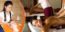 60–90 minut thajské masáže od rodilých Thajek