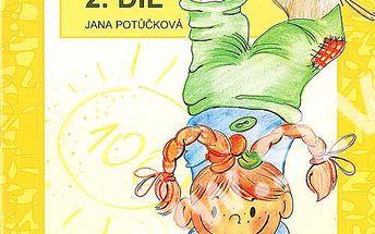 Matematika 2.r. 2.díl - Potůčková Jana