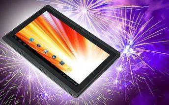 7palcový nadupaný tablet s Android 4