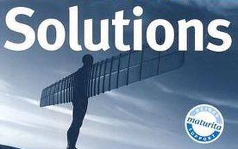 Maturita Solutions Advanced Workbook Czech Edition