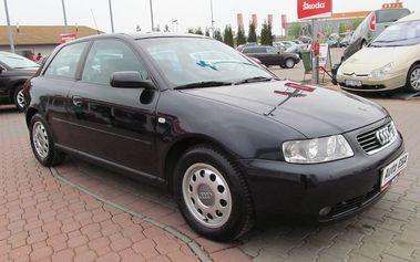 Audi A3 1.9 TDi, Serv.kniha,ČR