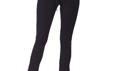 Dámské černé kalhoty se zavazováním Arefeva