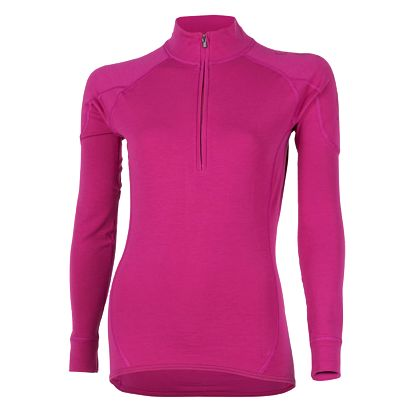 Thermo Evo Womens Long Sleeve Zip lila