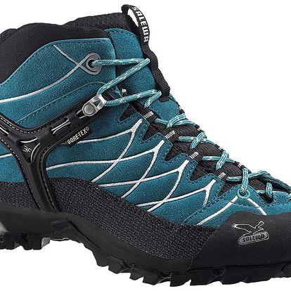 Womens Hike Trainer Insulate carbon/opale, modrá, 40,5