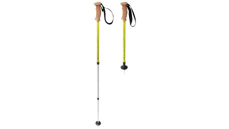 Mountaik Trek Poles green