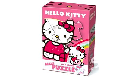 Maxi puzzle 30- Hello Kitty