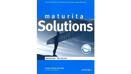Maturita Solutions Advanced Workbook Czech Edition