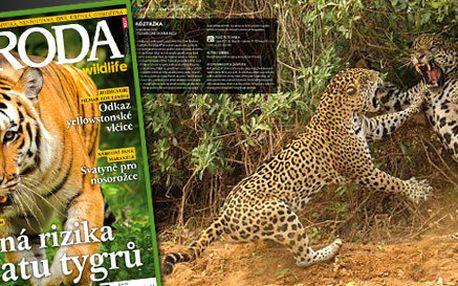 Předplatné časopisu Příroda – kompletní ročník 2014