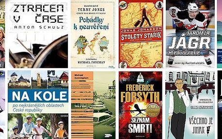 Internetové knihkupectví AzBooks - 20% na celý nákup! Na výběr máte ze 70 000 titulů včetně těch zlevněných a akčních! Vyberete si ze všech žánrů - beletrie, dětská literatura, filmy, hudební, cestování, učebnice, odborná literatura a mnoho dalšího!