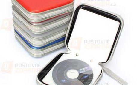 Pouzdro na CD nebo DVD a poštovné ZDARMA! - 27013253