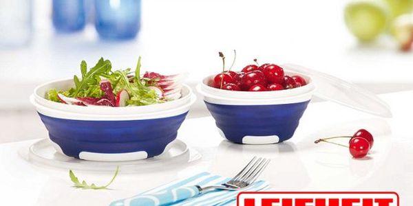 Sady dóz Leifheit pro uchovávání potravin