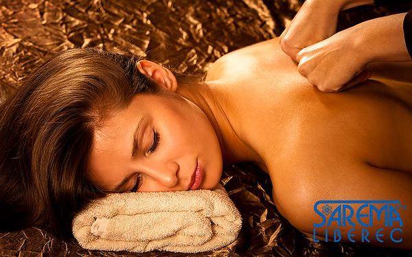 Permanentka na 5x 30 minut nebo 10x 30 minut klasických masáží
