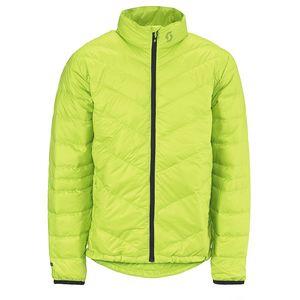 Jacket Kickstart lime green