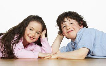 Anglictina pro děti zábavně předškolní věk
