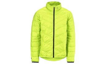 Jacket Kickstart lime green