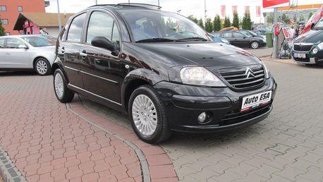 Citroën C3 1.4, Serv.kniha,ČR, PANORAMA