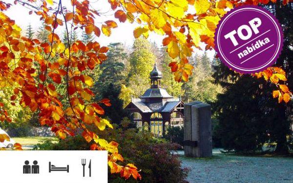 Jeseníky – pobyt s polopenzí pro dva