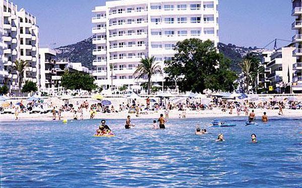 Hotel Sabina, Ostrov Mallorca, Španělsko, letecky, polopenze