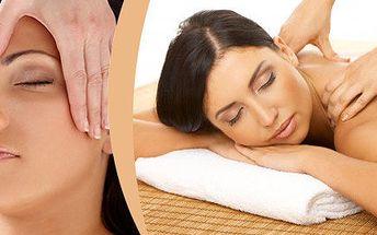Unikátní antistresová masáž s exotickými aroma oleji ve vyhlášeném thajském studiu Thai Sun!
