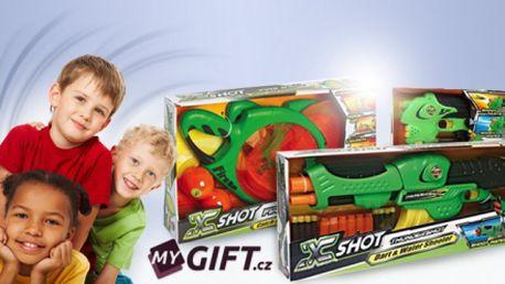 HRY PRO DĚTI KAŽDÉHO VĚKU od 159 Kč! Hraje si Vaše dítě na bojovníka či nějakého hrdinu? Pořiďte mu skvělou střílečku v podobě luku, rakety, zbraň na vodu a šipky nebo míčovu střílečku! Osobní odběr v Praze ZDARMA!