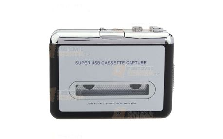 Zařízení pro digitalizaci audiokazet a poštovné ZDARMA! - 27907149