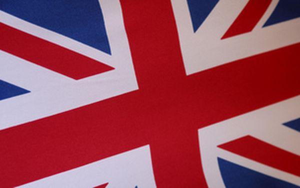 Skupinový kurz angličtiny pro mírně pokročilé 1×týdně 90 minut (po.7.10-8.40)