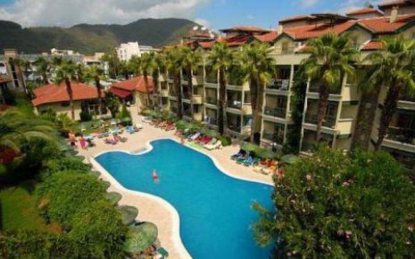 Turecko, oblast Marmaris, letecky, all Inclusive, ubytování v 4,5* hotelu na 8 dní