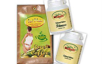 Rychlé hubnutí: Doplňky stravy ze zelené kávy Maxs Health