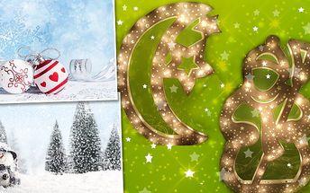Připravte se na Vánoce včas