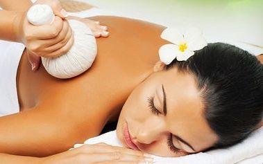 Relaxace a uvolení: 60minutová tradiční thajská masáž