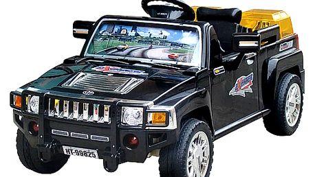 Elektrický Jeep pro děti s doručením zdarma