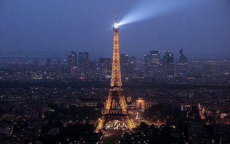 9. - 12.10.2014, 4-denní poznávací zájezd do Paříže za 2098 Kč za osobu