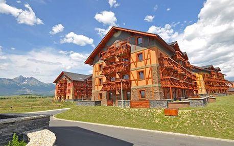 Luxus pod Tatrami i na podzim v apartmánech Tatragolf****!