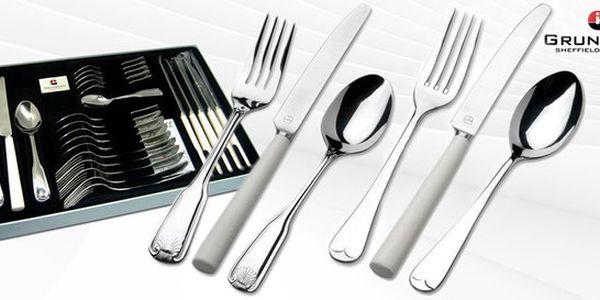 Sady jídelních příborů pro 4 až 6 osob