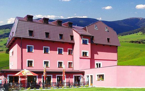3 nebo 6 dní pro 2 v apartmánu Sport hotelu*** Dolní Morava