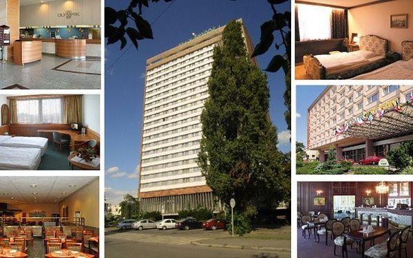Pobyt v hotelu Olympik v Praze