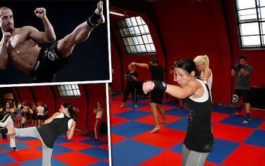 Kickbox aerobik nebo kruhový trénink v Praze!