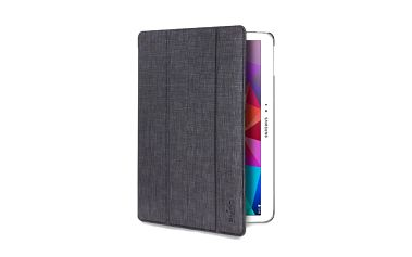 "Puro stojénkové ZETA SLIM ""ICE"" pro Galaxy Tab4 10.1"" (T530), šedé (GTAB410ICEGREY)"