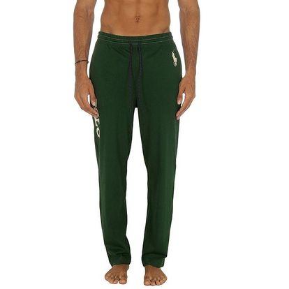 Pánské zelené teplákové kalhoty Ralph Lauren