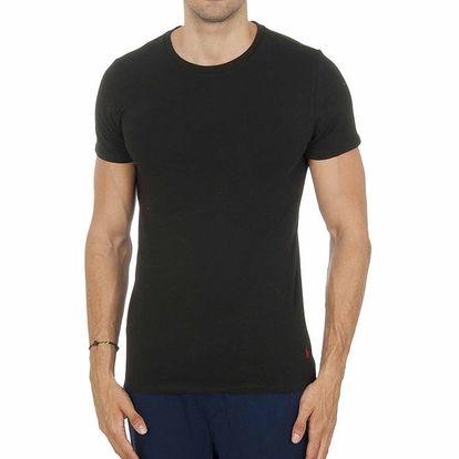 Pánské černé tričko Ralph Lauren